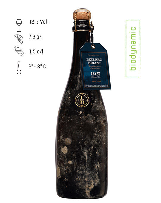 LECERC BRIANT THE ABYSS - 2014 CHAMPAGNE